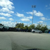 Photo taken at Hillsboro High School Recycling Drop-off Site by Brad P. on 10/7/2013