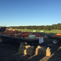 Photo taken at Glover Farms by Jo  G. on 10/12/2014
