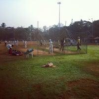 Photo taken at Shivaji Park by Mehul S. on 2/14/2013