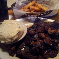 Photo taken at Texas Roadhouse by Brian D. on 2/13/2013