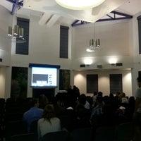 Photo taken at Buehler Alumni Center by Cory J. on 10/5/2012