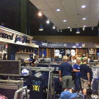 Photo taken at Brewers Team Store by Majestic Athletic by Bernt E. on 6/30/2016