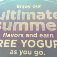 Photo taken at Yogurtland by Jennifer D. on 7/9/2014