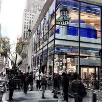 Photo taken at Nintendo NY by Rob B. on 11/17/2012