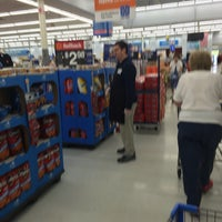 Photo taken at Walmart Supercenter by Andy on 9/9/2016