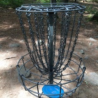 Photo taken at Borderlands State Park Disc Golf by Eric R. on 7/24/2014