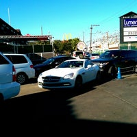 Photo taken at Mister Car Wash by Wayne A. on 1/18/2015
