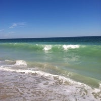 Photo taken at 83rd Street Beach by Colby R. on 9/7/2013