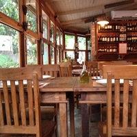 Photo taken at A Pizzaria by John L. on 11/6/2012