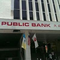 Photo taken at Public Bank by David C. on 4/19/2016
