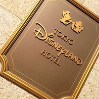 Photo taken at Tokyo Disneyland Hotel by YAS T. on 12/29/2012