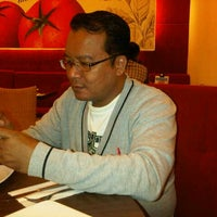 Photo taken at Resep Moyang Cafe & Resto by Toto T. on 6/21/2014
