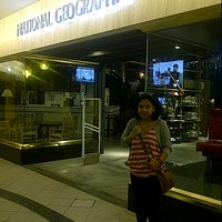 Photo taken at National Geographic Store by Lisa D. on 3/16/2013