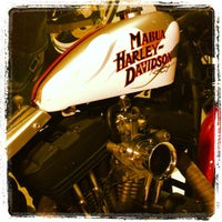 Photo taken at Mabua Harley-Davidson by Mahatma S. on 11/23/2012