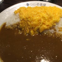 Photo taken at CoCo壱番屋 東急用賀駅前店 by 文系少尉 on 7/2/2016
