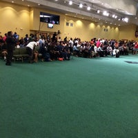 Photo taken at Empowerment Temple by Michael A. on 9/10/2014