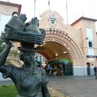 Photo taken at Mercado de Nuestra Señora de África by Pedro Báez Díaz @. on 11/21/2012