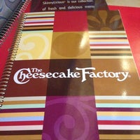 Photo taken at The Cheesecake Factory by wendi on 5/29/2013