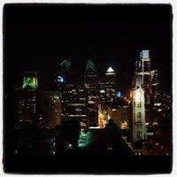 Photo taken at Loews Philadelphia Hotel by Andrew D. on 9/15/2012