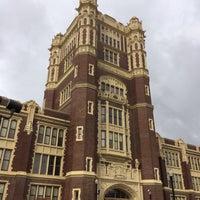 Photo taken at Hughes High School by Miri C. on 11/6/2015