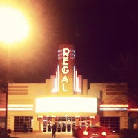 Photo taken at Regal Cinemas Shiloh Crossing 18 by Lindsay T. on 12/25/2013