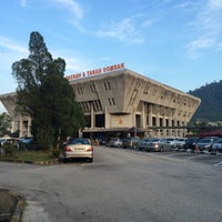 Photo taken at Pejabat Tanah Daerah Gombak by TanSri A. on 6/1/2015