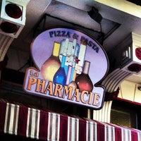 Photo taken at La Pharmacie by Marcelo Q. on 3/31/2012
