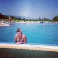 Photo taken at Spa Hotel Exotic Markovo by Marinka H. on 7/21/2014