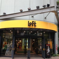 Photo taken at LOFT 梅田ロフト by joyman W. on 6/27/2013