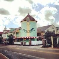 Photo taken at Disney's Saratoga Springs Resort & Spa by Chase P. on 10/14/2012
