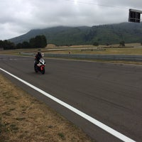 Photo taken at Taupo Motorsport Park by Adrian H. on 2/17/2014