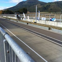 Photo taken at Taupo Motorsport Park by Adrian H. on 4/12/2013
