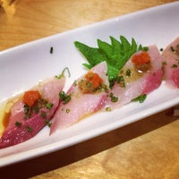 Photo taken at Fish Market Sushi Bar by Steve L. on 1/19/2013