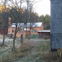 Photo taken at Kvarnviken by Firat A. on 12/14/2015