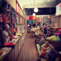 Photo taken at Purl Soho by Sophie M. on 11/30/2012