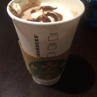 Photo taken at Starbucks by Andrew M. on 1/14/2015