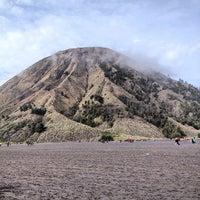 Photo taken at Mount Bromo by Clara P. on 12/24/2012