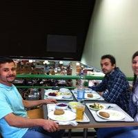 Photo taken at Hauptmensa by Ahmet Yener on 8/8/2014