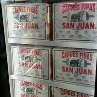 Photo taken at Carnes Finas San Juan by Gerardo A. on 7/3/2016
