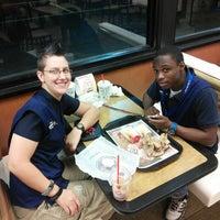 Photo taken at Burger King by Whitney C. on 9/10/2014