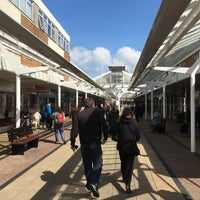 Photo taken at Yate Shopping Centre by Tomáš F. on 4/23/2016