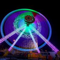 Photo taken at Luna Park by Eliot on 9/5/2014