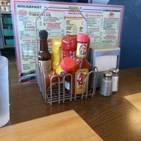 Photo taken at Waffle House by Tiffany M. on 10/14/2012
