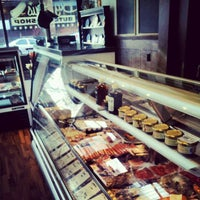 Photo taken at Big Lou's Butcher Shop by Conner G. on 1/9/2013
