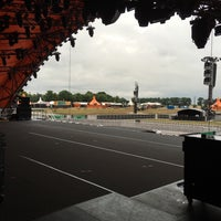 Photo taken at Orange Stage by Paul B. on 7/2/2016