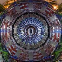 Photo taken at Large Hadron Collider (LHC) by IntelligenceTV . on 2/18/2015