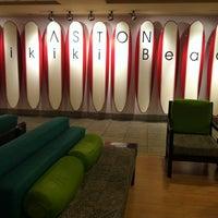 Photo taken at Aston Waikiki Beach Hotel by Lesley K. on 8/4/2012