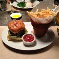 Photo taken at Mercer Kitchen by Chris P. on 2/7/2013