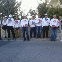 Photo taken at Πλατεία Γλυκών Νερών by Άρης Γ. on 11/12/2012