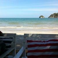 Photo taken at Brassiere Beach Resort by pompam p. on 1/13/2013